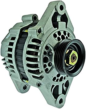 New Alternator fits Nissan NX Pulsar Sentra 1989 1990 1991 1992 1993 1994 1.6L