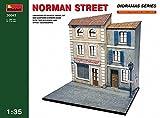 Miniart 1:35 Scale ''norman Street'' Plastic Model Kit