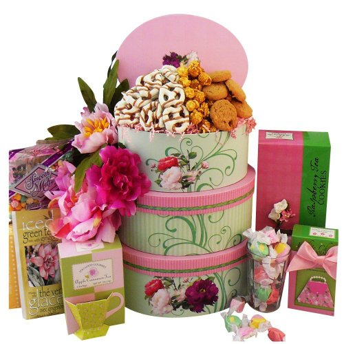 Fanciful Flavors Gourmet Food Gift Tower