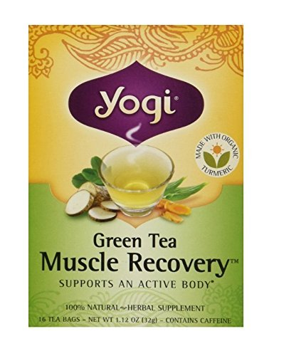 Yogi Bags Muscle Recovery Pack
