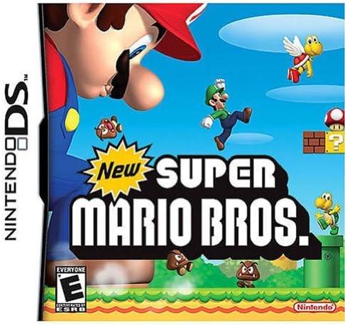 New Super Mario Bros. (Nintendo DS) [Importación inglesa]: Amazon.es: Videojuegos