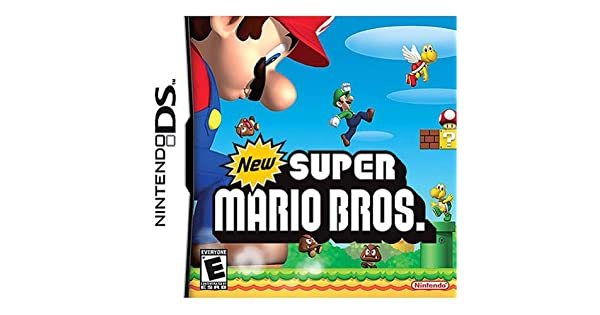 Amazon.com: New Super Mario Bros: Artist Not Provided: Video Games