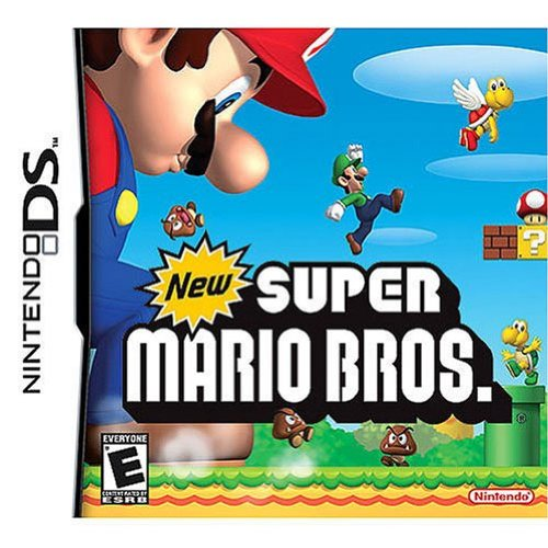 New Super Mario Bros (Super Mario Bros 2 The Lost Levels)