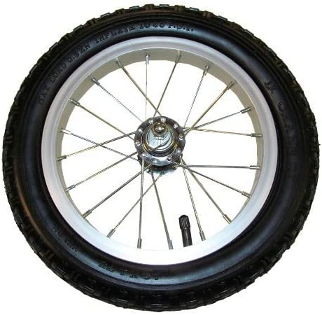 B00FUHGMRI Strider - Heavy Duty Wheel Set, Alloy Wheels and Pneumatic Tires 510nk8-U3UL