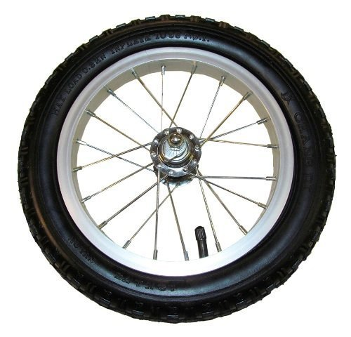 Strider - Heavy Duty Wheel Set, Alloy Wheels and Pneumatic Tires Strider Sports International Inc. PWHEEL-AIR-SET