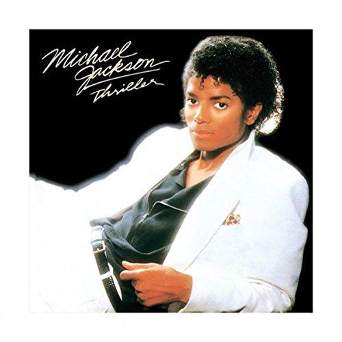 Michael Jackson (Thriller) Art Poster Print, 16x16