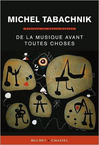 De la musique avant toute chose pdf ebook
