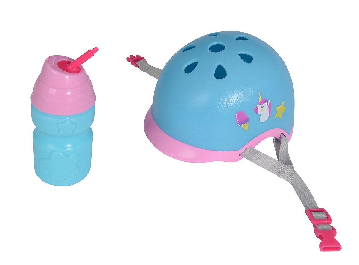 SIMBA 105560059 –  New Born Baby –  Casco para Bicicleta Simba Toys