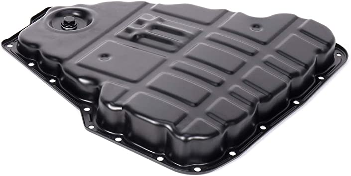 Lower Engine Oil Pan with Drain Plug for Nissan Maxima Altima Quest 3.5L 3.0L