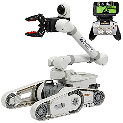 Endeavor Robotics 710 Kobra Robot R/C