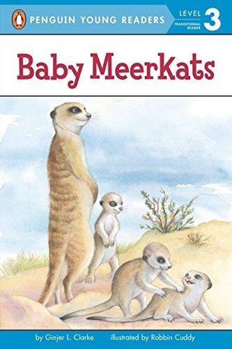Baby Meerkats (Penguin Young Readers, Level -