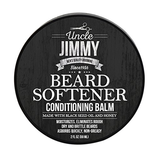 Uncle Jimmy Beard Softener Ounce product image
