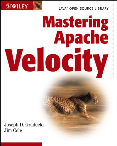 Download Mastering Apache Velocity (Java Open Source Library) Pdf