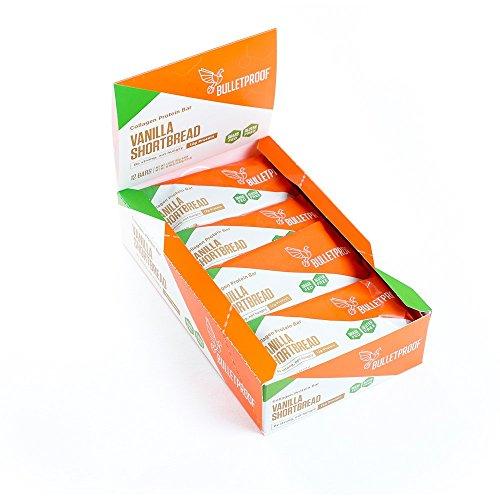 Bulletproof Vanilla Shortbread Collagen  - Octane Shorts Shopping Results