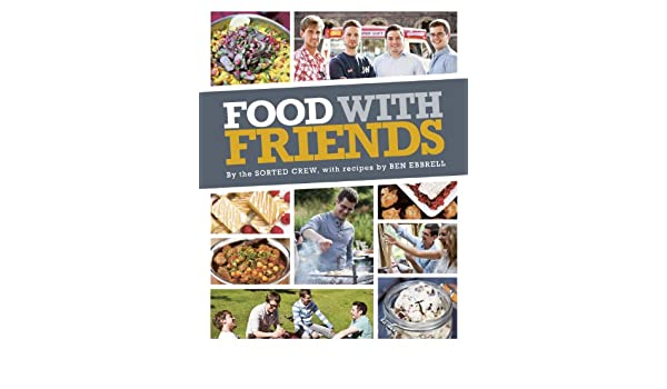 Food with friends ebook the sorted crew amazon kindle store forumfinder Image collections