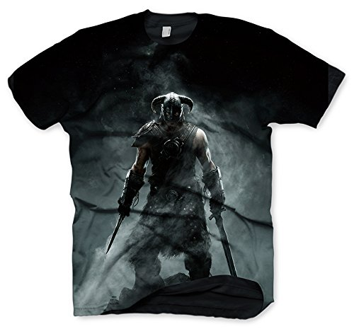 Gaya Entertainment Camiseta Skyrim Dragonborn XL 001, XXX ...