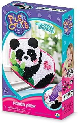 Orb Factory Panda Pillow Crafts product image