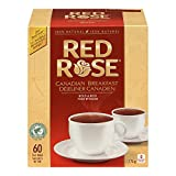 Red Rose Red Rose Canadian Breakfast Tea Bags, 60 Count