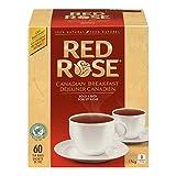 Red Rose Canadian Breakfast Tea - 60 Tea bags