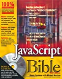 JavaScript Bible, Danny Goodman and Michael Morrison, 0764557432