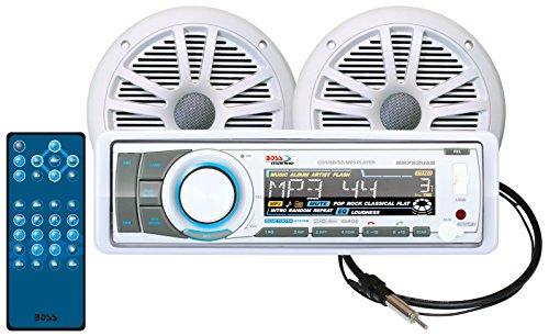 BOSS Audio MCK752WB 6 Bluetooth Detachable