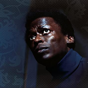 Amazon stylized photograph of Miles Davis circa 1969