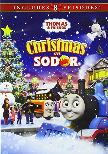 Thomas & Friends: Christmas on Sodor for sale  Delivered anywhere in USA