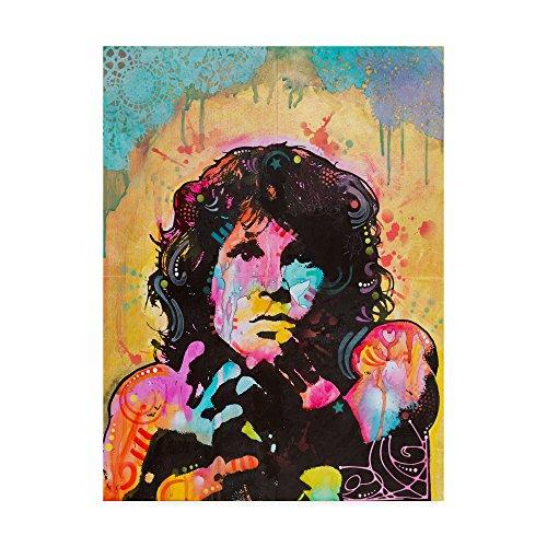Jim Morrison 3 by Dean Russo, 24x32-Inch