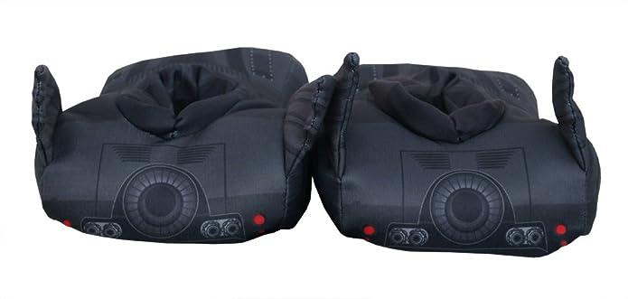 DC Comics Batman Batmobile Slippers (Medium 7/8)