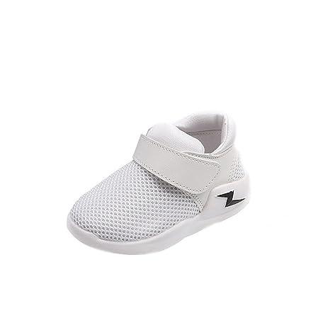 bbdc90ac Zapatos de Niño Elegante deportivo Zapatos de trabajo zapato de gimnasia  Niño deportivas Casual New Fashion