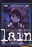 Coffret serial experiments lain - Edition Standard