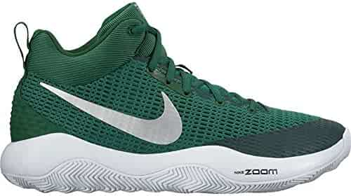 0290ae1dee484 NIKE Men s Zoom Rev TB Basketball Shoes Green (922048-300) Size 9