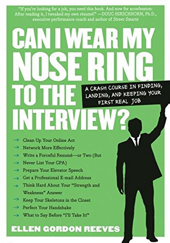 Can I Wear My Nose Ring to the Interview? A Crash Course...