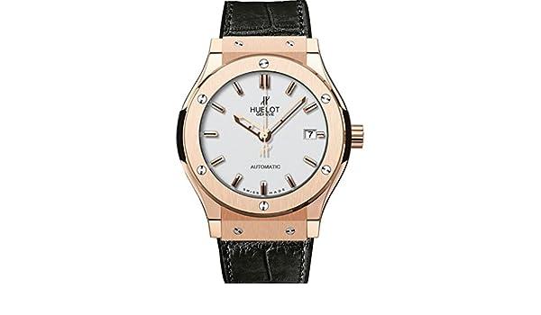 832ccf146bb Amazon.com: Hublot Classic Fusion Rose Gold 45mm Mens Watch 511.OX.2610.LR:  Hublot: Watches