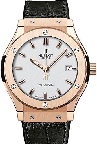Hublot Classic Fusion Rose Gold 45mm Mens Watch 511.OX.2610.LR