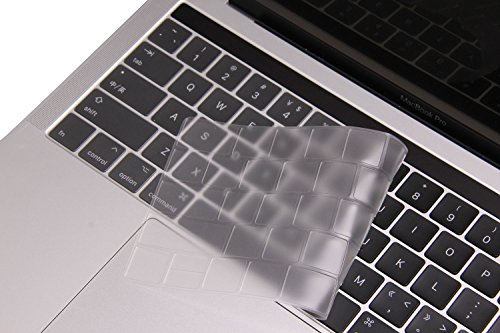CaseBuy Ultra Thin TPU Keyboard Protector Cover Skin for NEWEST MacBook Pro 13