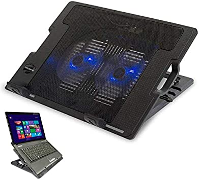 OcioDual Base de Refrigeracion para portatil Laptop hasta 17 USB ...