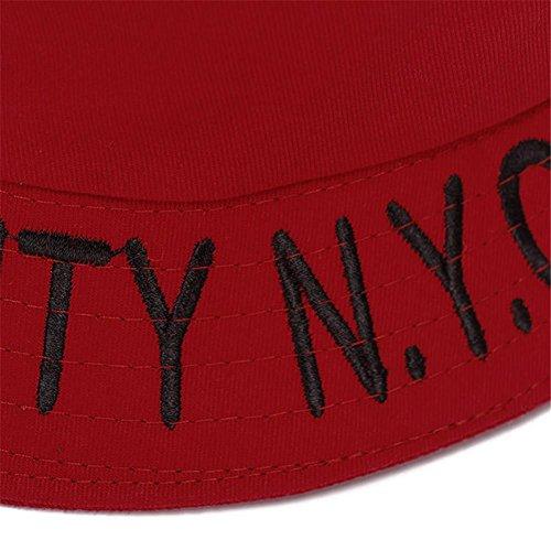 AxiEr 100% Cotton Hat Men Women Adjustable Fisherman Bucket Hat