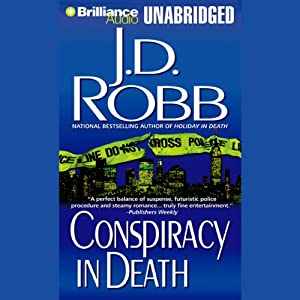 Conspiracy in Death Audiobook