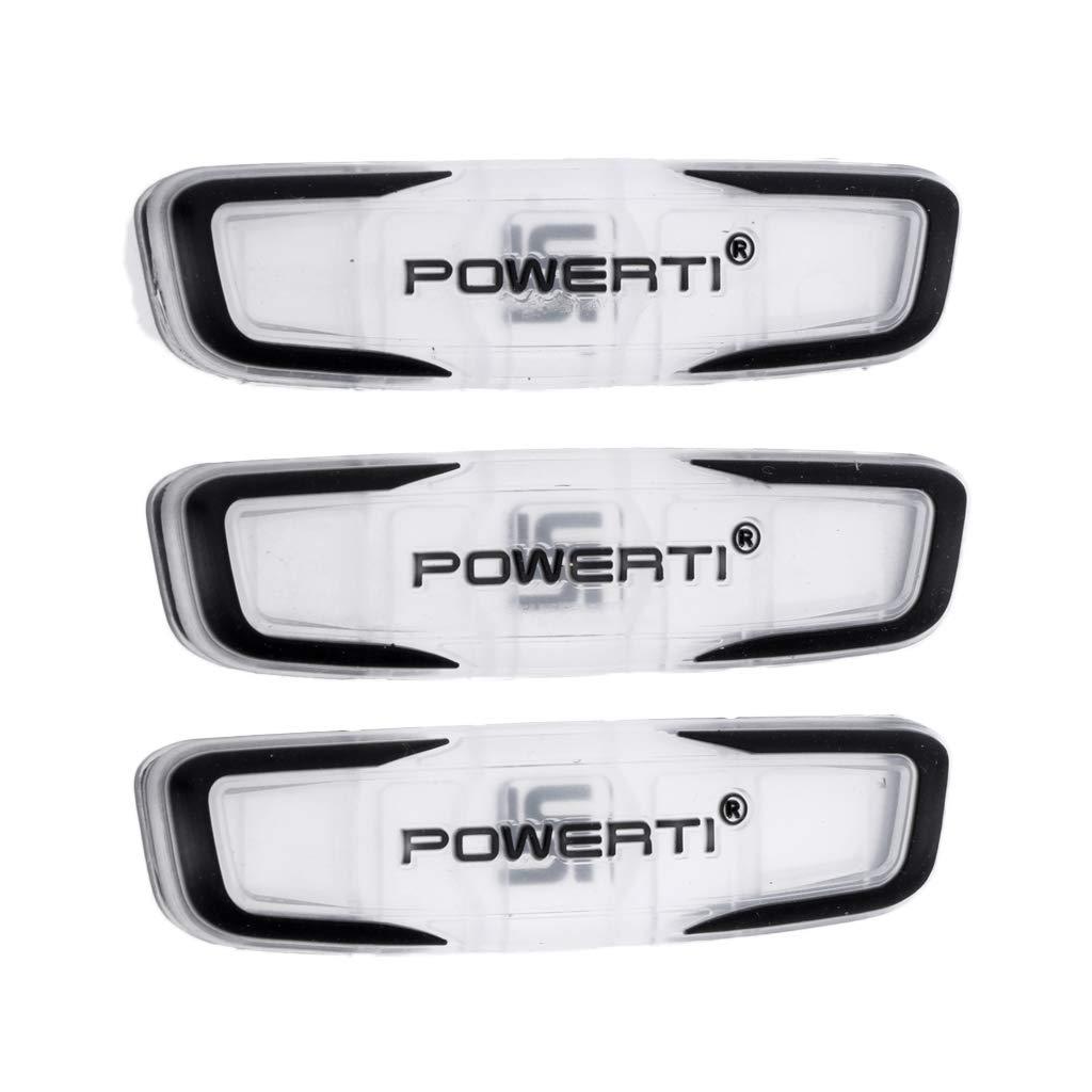 SM SunniMix 3X Anti-vibrateurs de Raquettes de Tennis Loisirs Accessoires