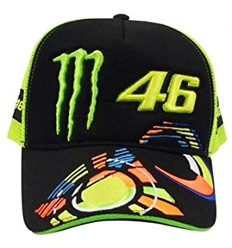 Gorra Cap Valentino Rossi Monster 46: Bomb The Bass: Amazon.es: Música
