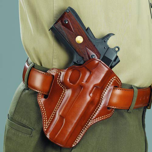 Glock Holster Combat (Galco Combat Master Belt Holster Tan Glock 43 Right Cm800)