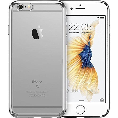 ArktisPRO iPhone 6 6s Royal Case silber