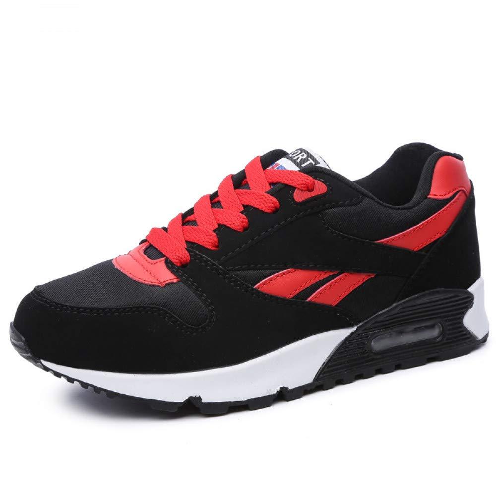 JIAODANBO Herbst Sport Kissen Männer Und Frauen Schuhe Lässige Mode Atmungsaktive Schuhe Plattform Laufschuhe