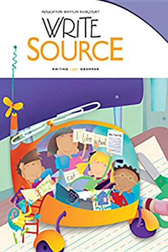 write source grade 1 - 4