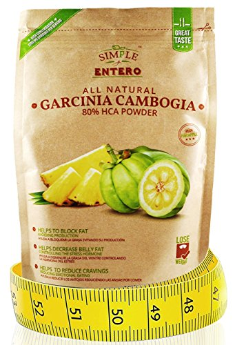 Pure Garcinia Cambogia Weight Loss 80% HCA with Pineapple Great Taste 100% Natural Safe Weight Loss Management 8 oz/0.50 lbs Made in USA by Soft Sense by Soft Sense