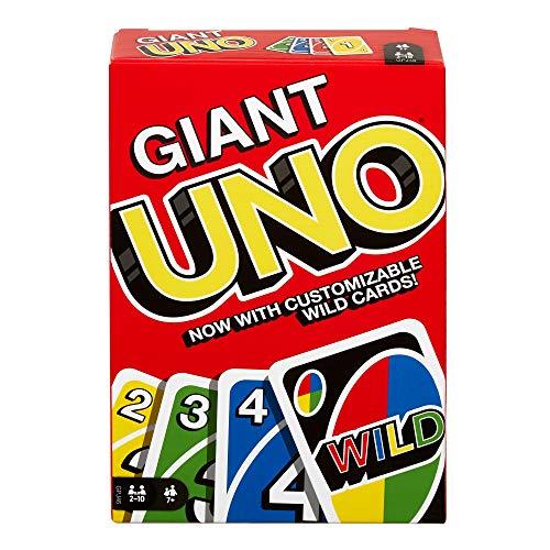 🥇 Mattel Games UNO: Classic Giant UNO