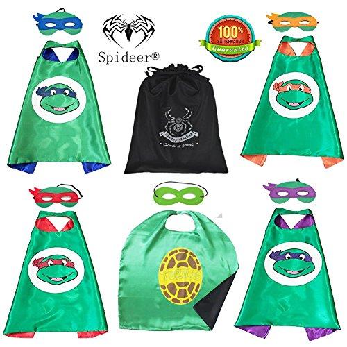 Spide (Ninja Turtle Costume Age 10)