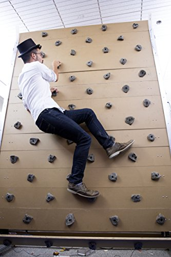 10 Large Bolt on Climbing Holds