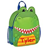 Stephen Joseph Personalized Little Boys' Mini Sidekick Dinosaur Backpack With Name
